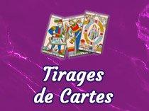 Tirage tarot et oracle
