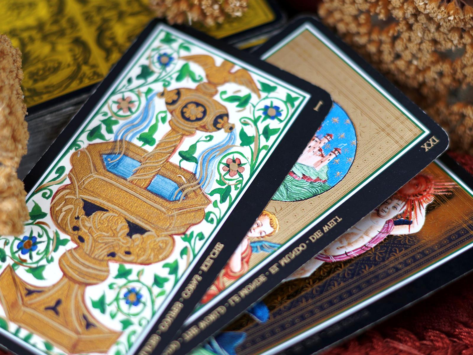 la signification des cartes du tarot