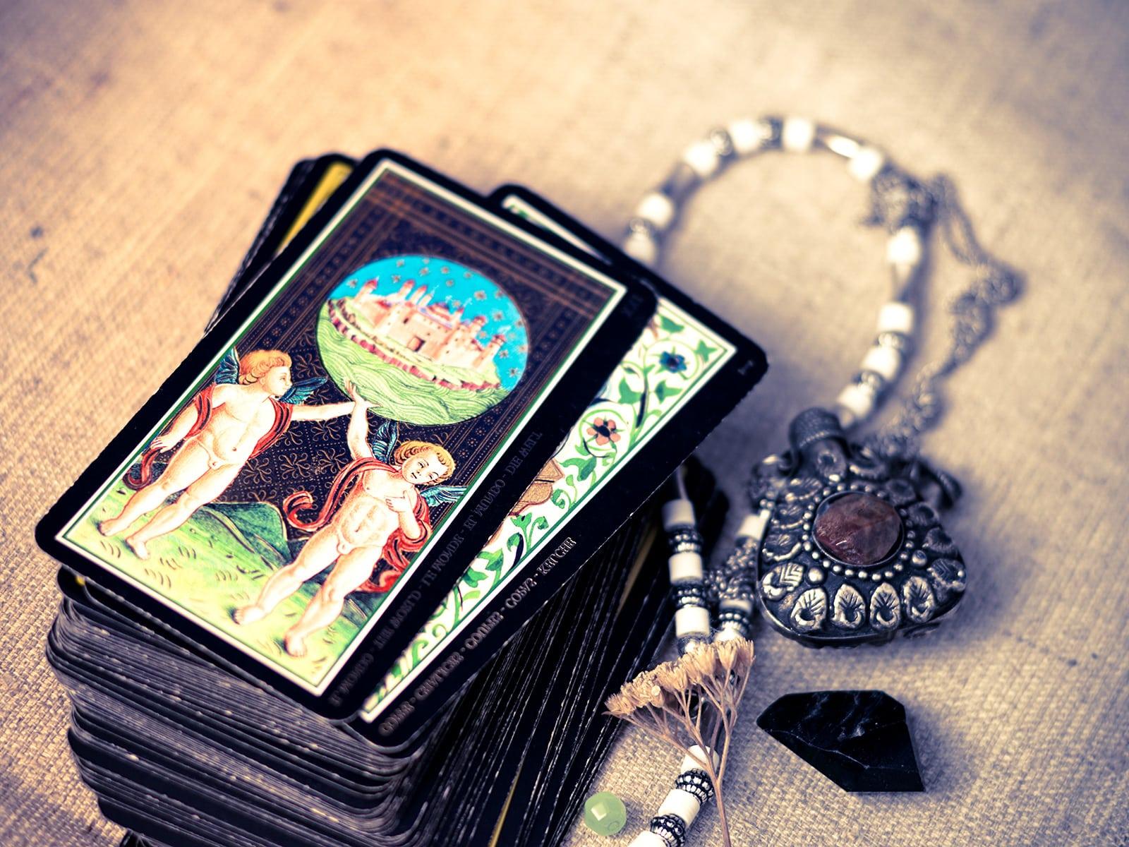 Les mystères du Tarot